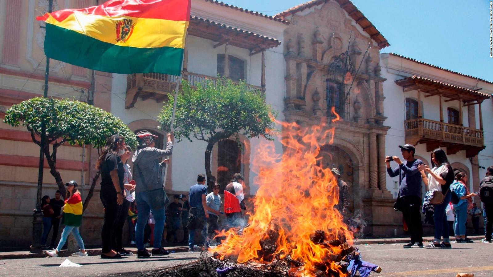 OEA recomienda a Bolivia segunda vuelta en elecciones