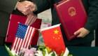 El debate por la propiedad intelectual entre EE.UU. y China