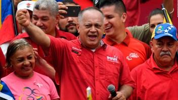 Cabello: EE.UU. quiere repetir en Bolivia el guion del golpismo