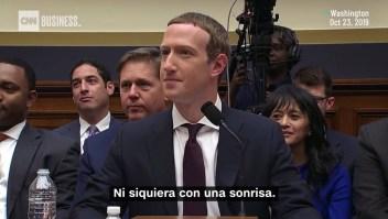 Así reacciona Zuckerberg cuando lo comparan con Trump