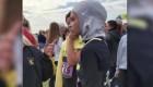 Estudiante es descalificada por utilizar una hiyab