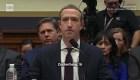 A Zuckerberg no lo dejan explicar cómo se verifica la publicidad política