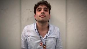 EE.UU., cuestiona liberación del hijo del Chapo Guzmán