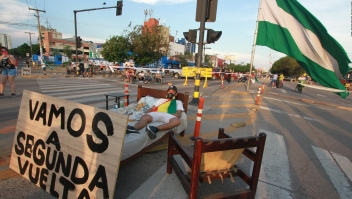 Resultados Bolivia: Así reaccionaron los ciudadanos