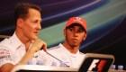 Lewis Hamilton, a dos títulos de igualar a Michael Schumacher