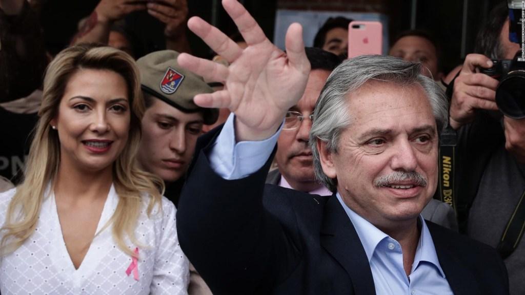 Fernández se impone sobre Macri en elecciones argentinas
