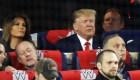 La Divina Comedia: abucheos y aplausos para Trump