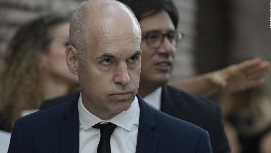 Rodríguez Larreta reelegido en Buenos Aires