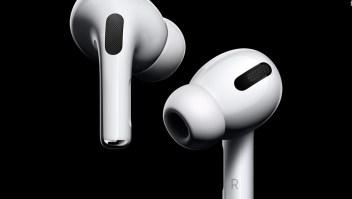 Apple presenta los nuevos AirPods Pro