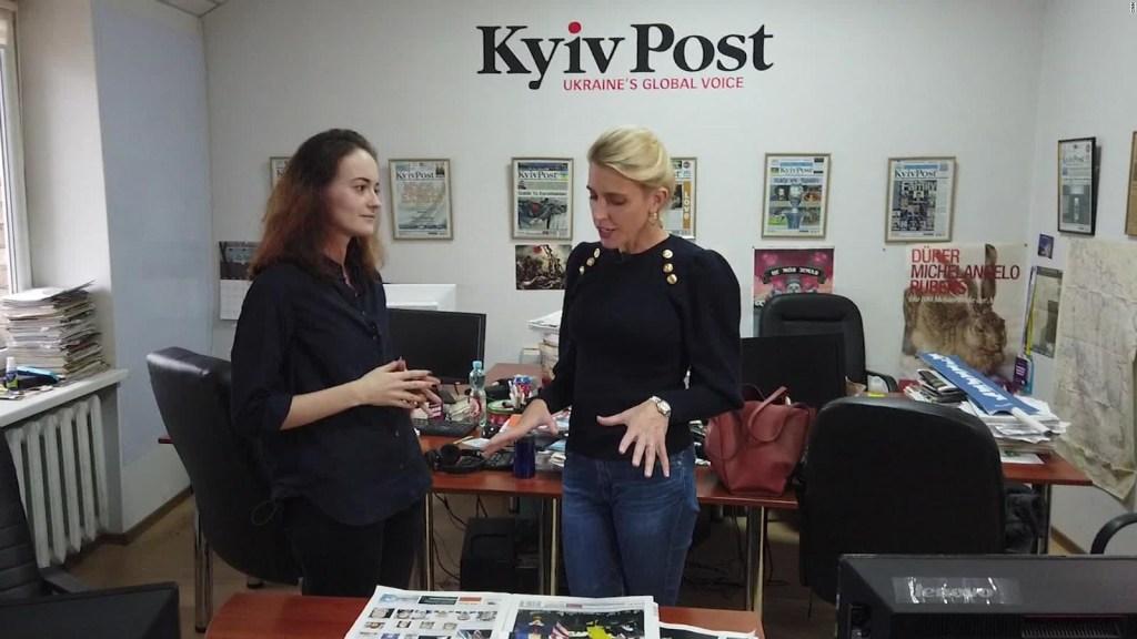 Ucrania reacciona a investigación de destitución de Trump
