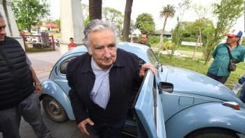 Mujica fue el senador más votado