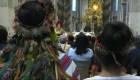¿Se pondrá fin al celibato sacerdotal?