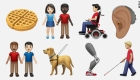 Emojis inclusivos de Apple