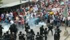 Bloqueos en contra y a favor de Evo Morales