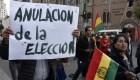 Huelgas y paros afectan la economía de Bolivia