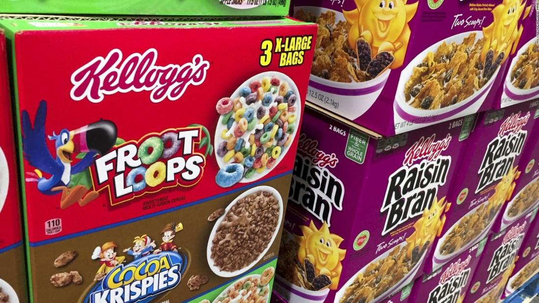 Kellogg's y su nueva estrategia: ¿decisión correcta?