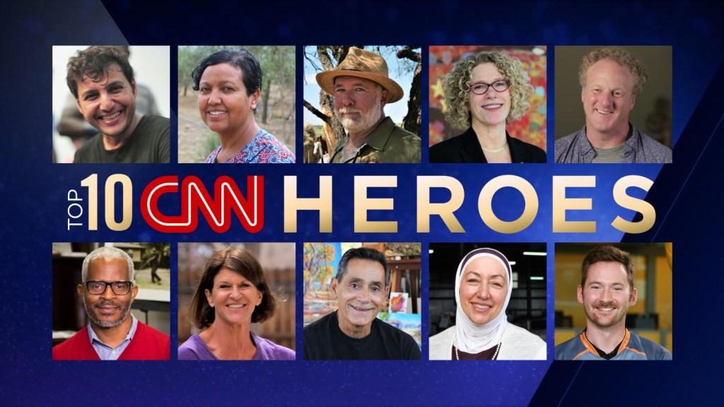 Conoce a los 10 héroes de CNN de 2019