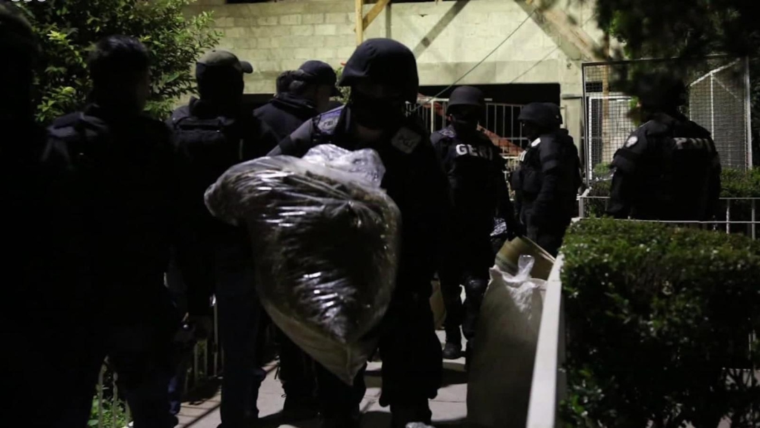 García Harfuch califica operativo en Tepito como exitoso