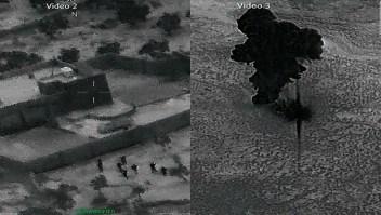 Pentágono publica video de operativo contra al-Baghdadi