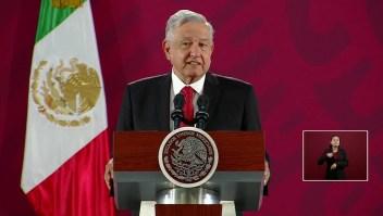 AMLO: Hay forma de garantizar la paz en México