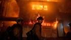 El incendio de Hillside asola a San Bernardino