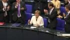 Rechazan demanda ambiental contra Angela Merkel