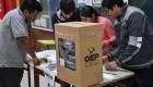 Las irregularidades en el proceso electoral de Bolivia