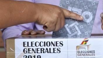 """Guzmán de Rojas: """"Interrumpir el TREP es desastroso"""""""