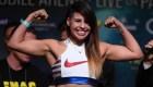 """Marlen Esparza: """"Las mujeres no tienen que verse como hombres para boxear"""""""