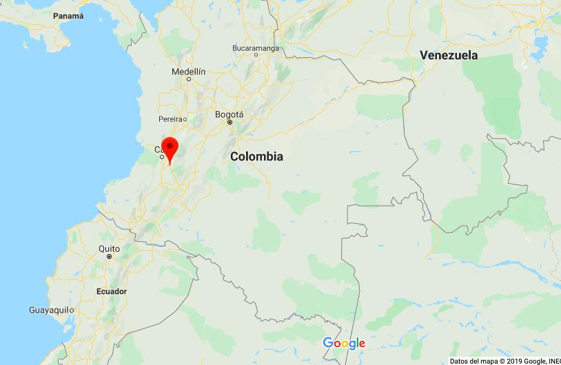 Cinco indígenas asesinados en Tacueyó, Cauca