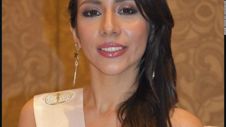 Reina de belleza iraní dice que la matarán si es deportada