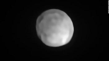 ¡Es un asteroide! No, es el nuevo planeta enano más pequeño de nuestro sistema solar