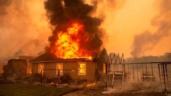 Incendios California 2019