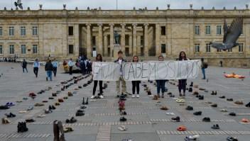Colombianos contra xenofobia venezolanos