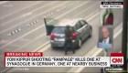 Tiroteos en una sinagoga y una tienda en Alemania dejan dos muertos