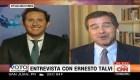 Entrevista al candidato por el Partido Colorado, Ernesto Talvi