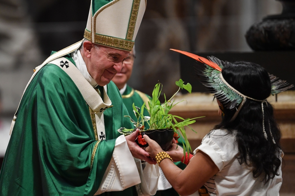 ¿Aprobará el papa Francisco la ordenación de sacerdotes casados en la Amazonía?