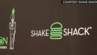 Caen las acciones de Shake Shack