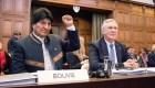 Morales: Lamento mucho este golpe cívico