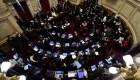 Congreso de Argentina registra poca actividad en 2019