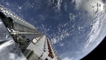 Astrónomos: satélites de SpaceX causan problemas