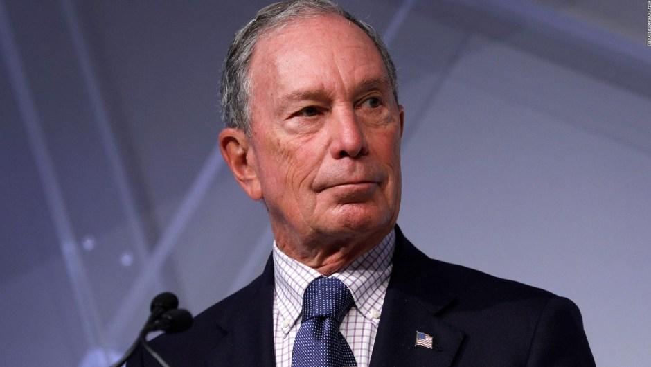 Bloomberg podría convertirse en una amenaza para Trump