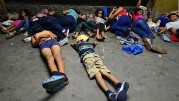 Dpto Salud EE.UU.: 135 niños cruzan solos la frontera