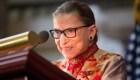 La salud de Ginsburg podría condicionar la Corte Suprema