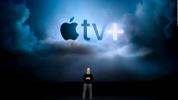 Apple estrena su plataforma streaming Apple TV+