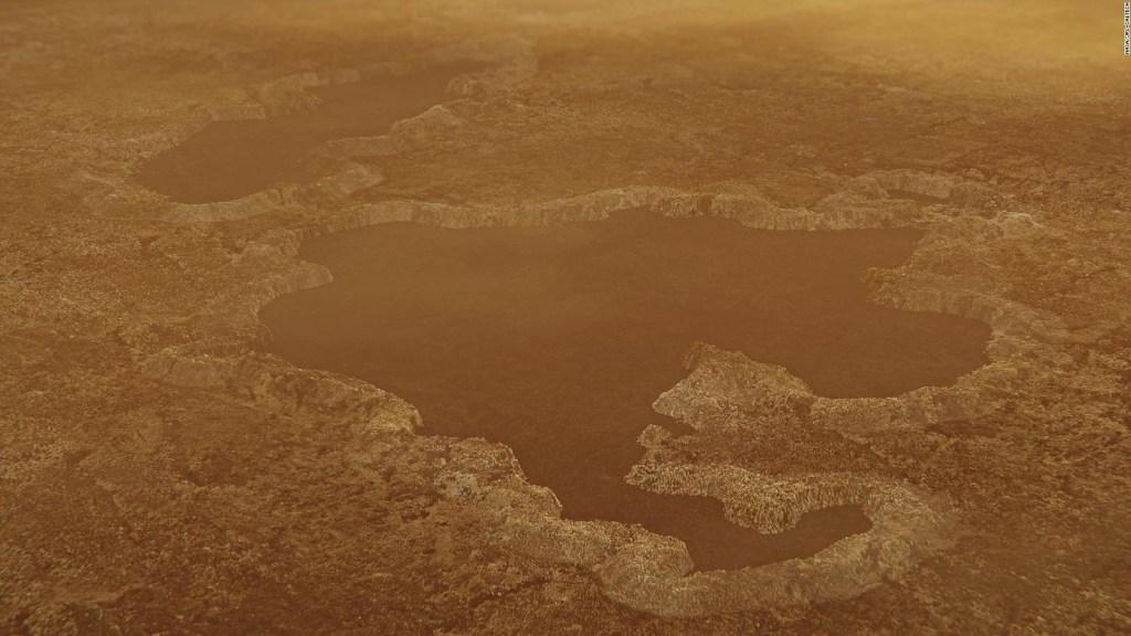 Importante hallazgo en la luna Titán de Saturno