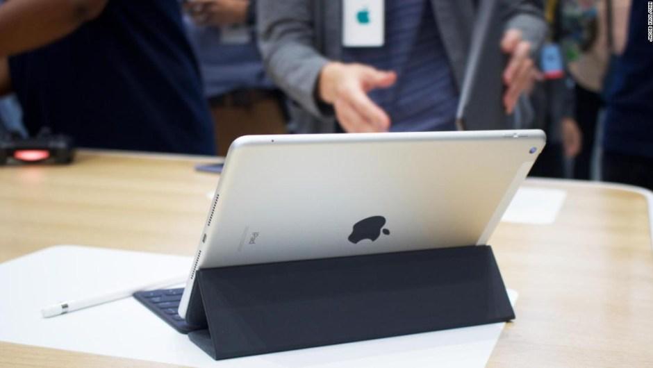iPad de 7a generación.