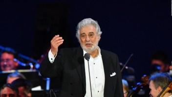 Plácido Domingo renuncia a programa musical previo a JJ.OO. de Tokio