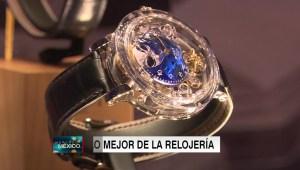 El Gran Premio de la Relojería de Ginebra estuvo en Puebla