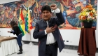 """Waldo Albarracín: """"Morales se ha quitado la investidura presidencial"""""""